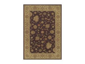 "DALYN IMPERIAL Rug Fudge 3'7""x5'6"" IP34FU4X6"