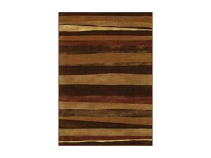"DALYN MONTEREY Rug Chocolate 1' 9"" x 3' 3"" MR101CH2X3"