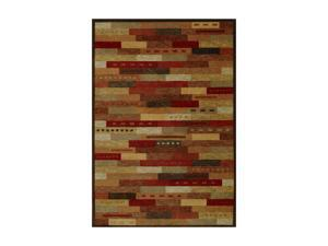 "DALYN MONTEREY Rug Multi 8' 2"" x 10' MR104MU8X10"