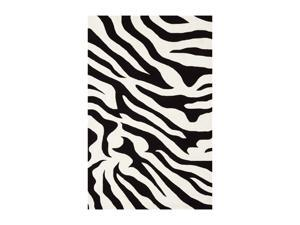 "DALYN SAFARI Rug Black 20"" x 30"" SI1BK20X30"