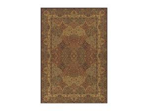 "DALYN IMPERIAL Rug Fudge 3'7""x5'6"" IP522FU4X6"
