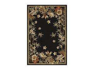 DALYN Terrace Rug Black 9' x 13' TE3BK9X13