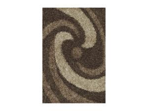 "DALYN VISIONS Rug Taupe 5' x 7' 6"" VN6TA5X8"