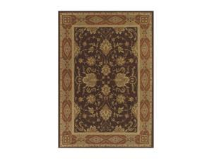 "DALYN IMPERIAL Rug Fudge 5' 3"" x 7' 5"" IP630FU5X8"