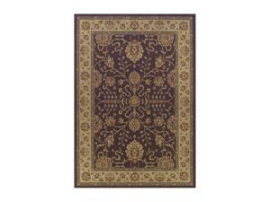 "DALYN IMPERIAL Rug Fudge 5' 3"" x 7' 5"" IP8020FU5X8"
