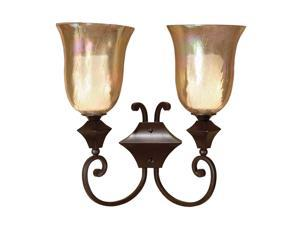 Uttermost Elba 2 light Wall Sconce