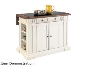 Home Styles 5002-948DLX Deluxe Island and Stools