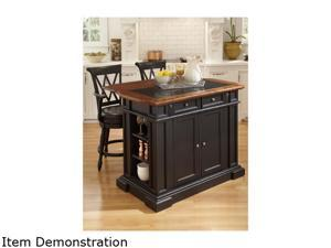 Home Styles 5003-948DLX Deluxe Island and Stools