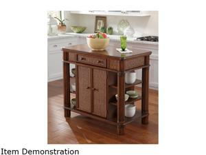 Home Styles 5194-94 Marco Island Palm Mahogany Finish