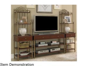 Home Styles St. Ives 5051-34 Traditional 3PC Media TV Entertainment Center