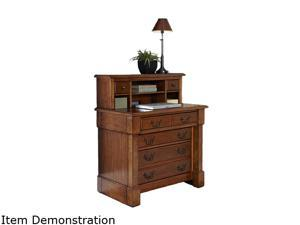 Home Styles 5520-54 Aspen Collection Expanding Desk with Hutch