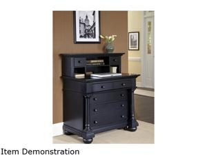 Home Styles 5901-54 St. Croix Expanding Desk with Hutch