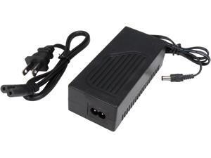 HitLights UL-Listed 60 Watt Power Supply, 110V AC to 12V DC, 5A (LED Light Strip Transformer)