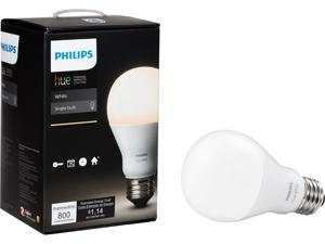 Philips Hue White A19 Single Bulb (455295)
