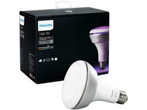 Philips Hue White and Color Ambiance BR30 Single Bulb (456665)
