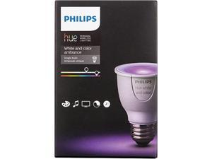 Philips Hue White and Color Ambiance PAR16 Single Bulb (456673)