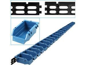 Trademark 75-99641 Wall Mounted Parts Rack - 20 Bins