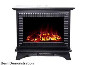 Frigidaire BMSF-10311 Boston Cast Iron Floor Standing Electric Fireplace