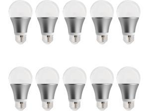 SunSun  D09-30SV-10PKG  9.5 Watt Equivalent  LED Light Bulb