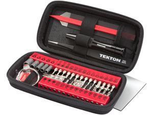 TEKTON 45-Piece Everybit Tech Rescue Kit