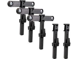 Picture Perfect Hanger PPH-11458-3360-GP Gallery Pack 2inch adj. Picture Hanger Black