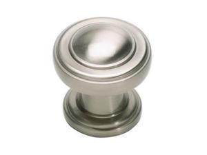Atlas 313-BRN Bronte Round Knob -Brushed Nickel
