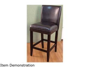 4D Concepts Deluxe Brown Barstool