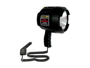 QBEAM 800-2301-0 100-Watt Halogen 2000-Lumen 12-Volt DC Spotlight
