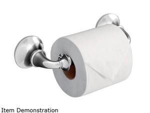 KOHLER K-11274-CP Forte Traditional Toilet Tissue Holder