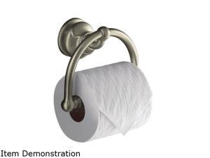 KOHLER K-12157-BN Fairfax Toilet Tissue Holder