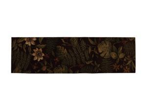 "Mohawk Home Guilford Aegean Rug Brown 94"" x 25"" x 0.394"" 9511 87002 025094"