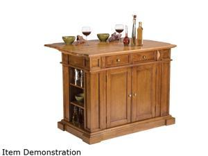 Home Styles 5004-94 Kitchen Island Distressed Oak