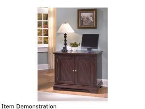 Home Styles 5541-19 Windsor Cherry Compact Computer Desk