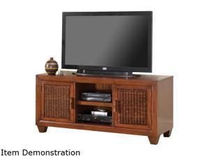 Home Styles Cabana Banana 5402 12 Tropical Cocoa Tv Stand