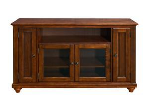 Home Styles Chesepeake 5529-10 Transitional Cherry TV Credenza