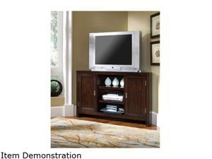 Home Styles City Chic 5536-07 Contemporary Espresso Corner TV Stand