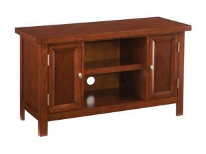 Home Styles Hanover 5532-09 Transitional Cherry TV Stand