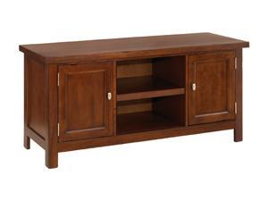 Home Styles Hanover 5532-12 Transitional Cherry TV Stand