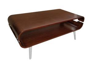 LumiSource TB-VERS WAL Vers Coffee Table/ TV Stand