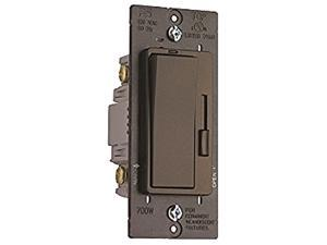 Legrand  H703PDBCC4  Harmony® Incandescent Single Pole/3-Way Dimmer Switch, Dark Bronze