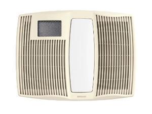 Broan Model QTX110HL Ultra Silent Bathroom Fan with Lights & Heater