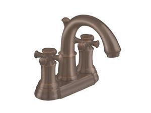 """American Standard 7420.221.224 Euro Modern 4"""" Centerset Portsmouth Two-Handle Centerset Lav Faucet Oil Rubbed Bronze"""