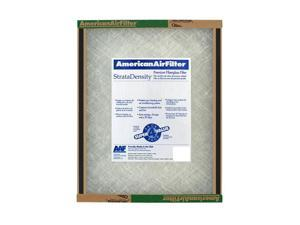"American Air Filter 220-515-051 16"" X 22.25"" X 1"" StrataDensity Fiberglass Air Filter (12 Pack)"