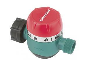 Mechanical Water Timer GILMOUR MFG Watering Timers 9301 Gray Green 034411027981