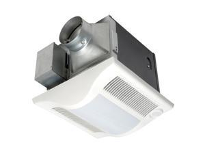 Panasonic FV08VKML2 WhisperGreen CFM Premium Ceiling Mounted Continuous and Spot Ventilation Fan