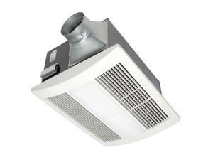 Panasonic FV11VHL2 WhisperWarm 110 CFM Ceiling Mounted Fan/Heat/Light/Night-Light Combination