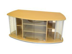 4D Concepts 242605 Contemporary Home Entertainment Stand