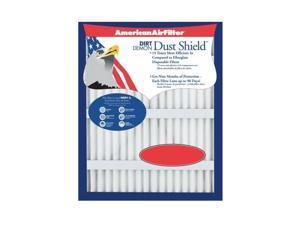 """American Air Filter 222-870-051 25"""" x 25"""" x 1"""" Dust Shield Air Filter"""