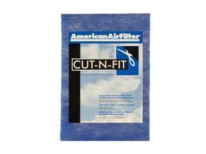 """American Air Filter 383-800-601 20"""" x 25"""" x 1"""" Cut-N-Fit Natural Fiber Pads"""