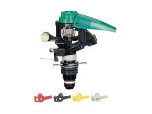 RainBird P5RPLUS Professional Grade Plastic Impact Sprinkler with Nozzle Set